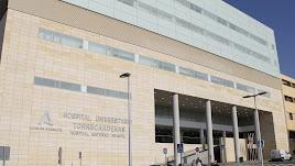 Hospital Universitario Torrecárdenas.