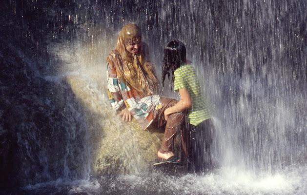 sotto la cascata di Kiko52