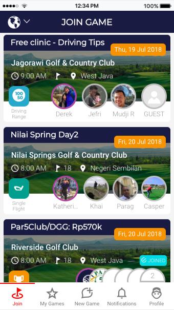free golf clinics deemples derek cribb