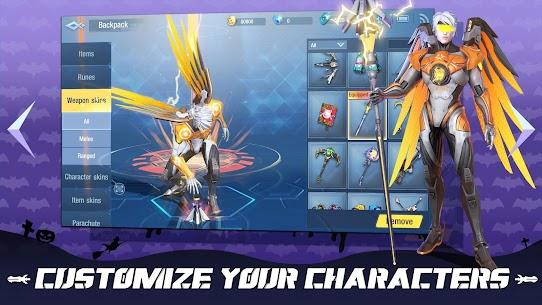 Download Survival Heroes – MOBA Battle Royale APK 4