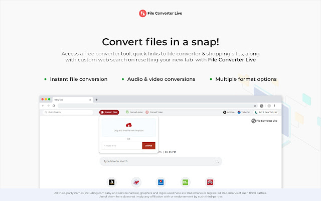 File Converter Live BETA EXTENSION