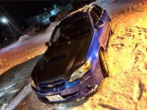 レガシィツーリングワゴン BP5 WR  Limited2004年のカスタム事例画像 maasun(Team's Lowgun北海道)さんの2018年12月13日09:46の投稿