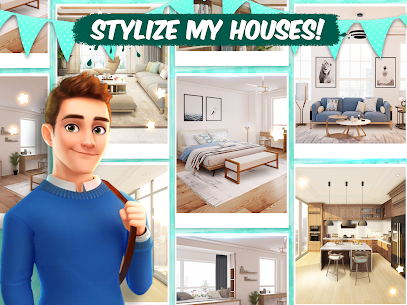 My Home – Design Dreams MOD (Unlimited Lives/Purchases) 10
