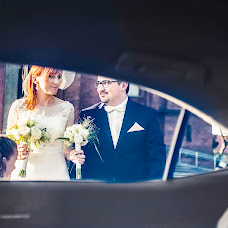 Wedding photographer Beata Wróblewska (wrblewska). Photo of 28.11.2014