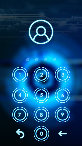 Technology CM Locker Theme screenshot 3