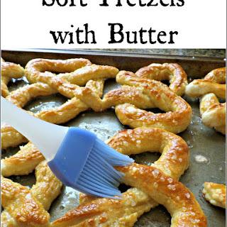 Soft Pretzels Recipe – Food Fun Friday