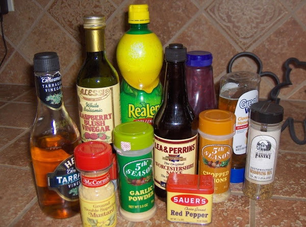 Mix-n-match No-cook Spicy Barbecue Sauce Recipe