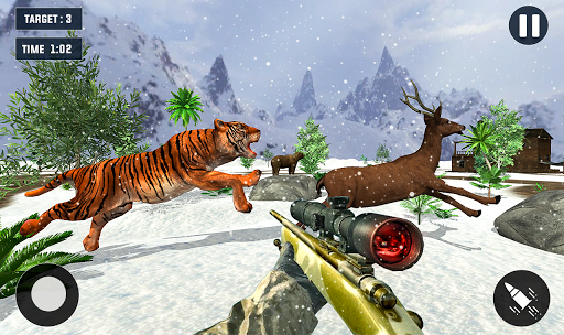 Code Triche Tiger Hunting game: Zoo Animal Shooting 3D 2020 APK MOD (Astuce) screenshots 2