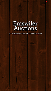 Emswiler Auctions- screenshot thumbnail