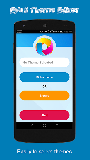 EMUI Theme Editor 1.13.0 screenshots 1