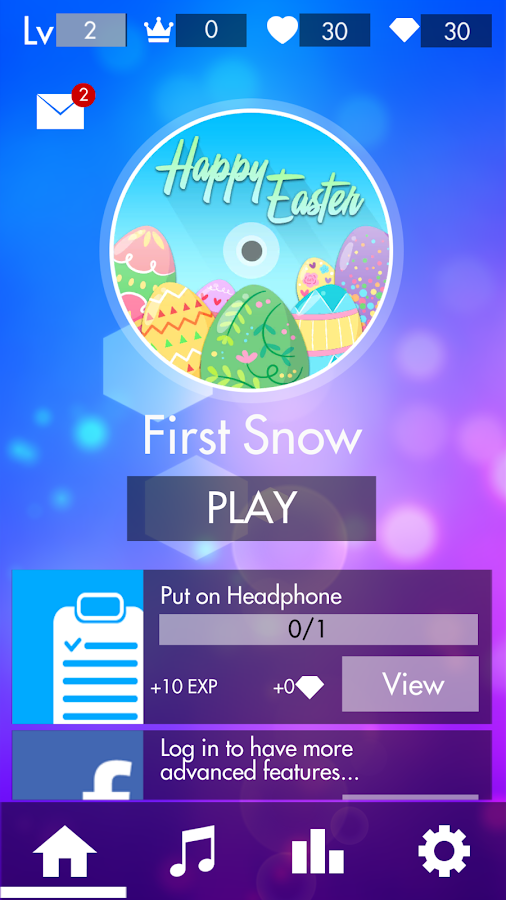 Piano - Magic White Tiles 3- screenshot