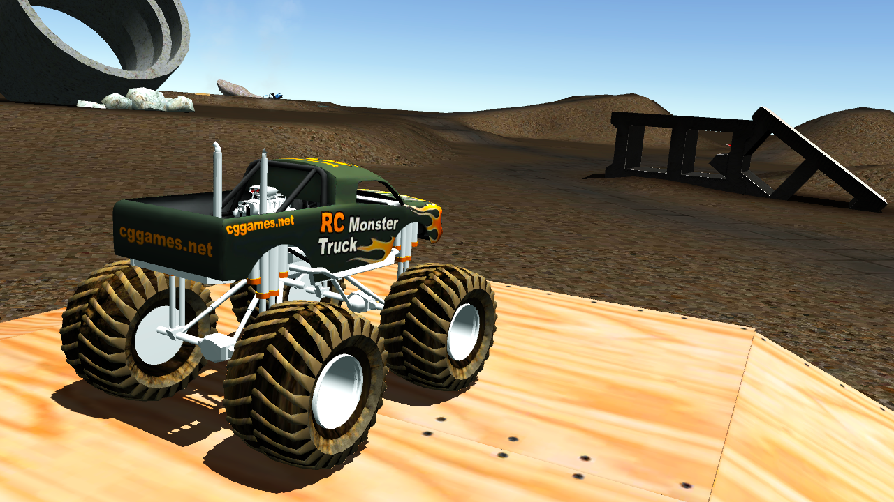 rc monster truck simulator android apps on google play