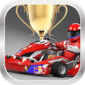 Go Kart Racing Cup 3D icon