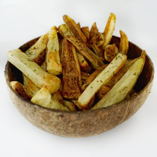 The Perfect Crispy Oil Free French Fries.