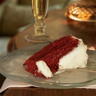 Red Raspberry Velvet Cake.