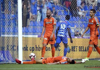 """Dessoleil frustré: """"On aurait dû faire le 0-2, voire même le 0-3 juste après l'ouverture du score"""""""