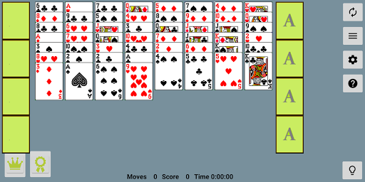 FreeCell with Leaderboards 74.8 screenshots 9