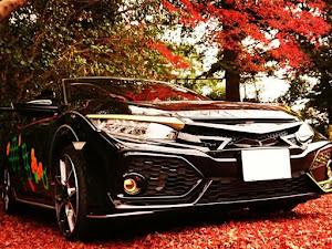 シビック FK7 ハッチバックのカスタム事例画像 NONNPIKO☆P.Pさんの2020年11月29日14:34の投稿