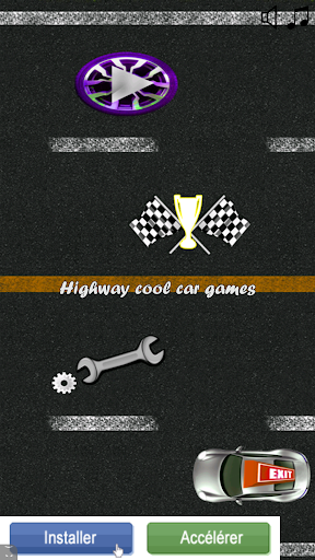 Highway cool car games