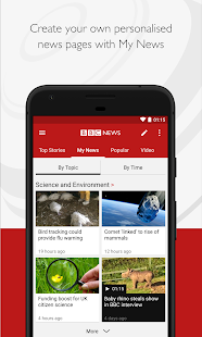 App BBC News APK for Windows Phone
