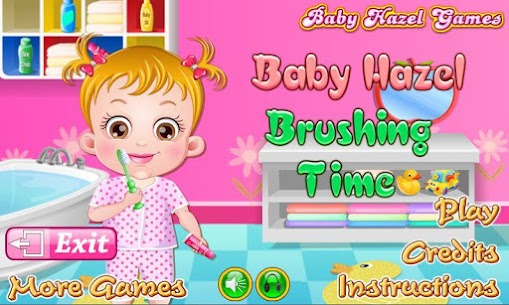 Baby Hazel Brushing Time 10.0.0 Mod + Data Download 1