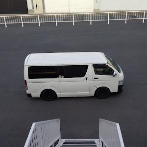 ハイエースバン TRH200V DX3人乗り平成22年式のカスタム事例画像 クーニーさんの2020年03月24日18:07の投稿