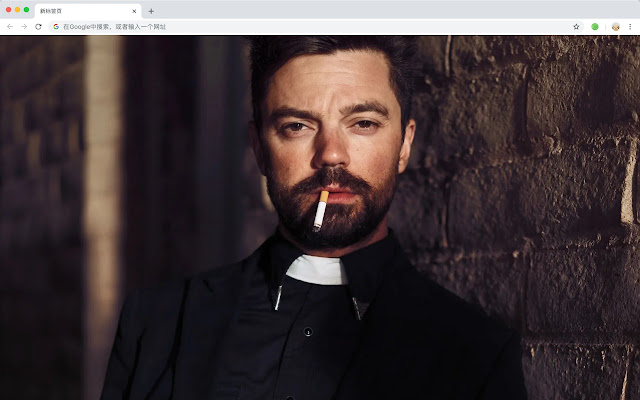 Dominic Cooper Stars New Tabs HD Themes