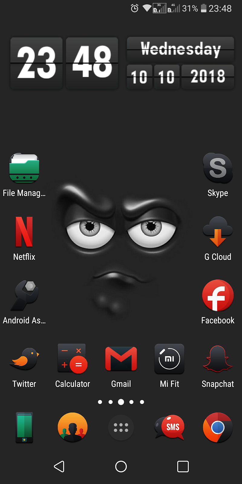 Darkonis - Icon Pack Screenshot 5