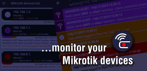Mikrotik Alerts - Aplicaciones en Google Play