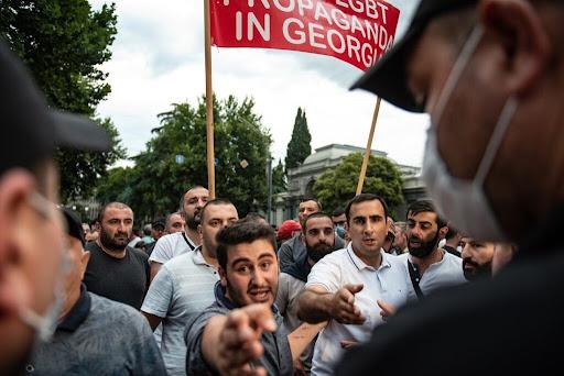 The Georgian Dream Party's anti-media crusade continues