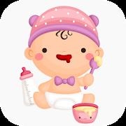 Baby Care Log & Tracker