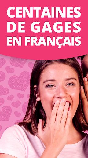 Code Triche Jeu Sexy pour Couple Coquin ❤️ Gages pour adultes APK MOD (Astuce) screenshots 1