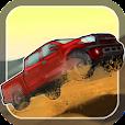 off road desert race and drift