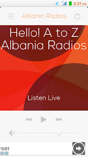 Albania FM Radios All Stations - náhled