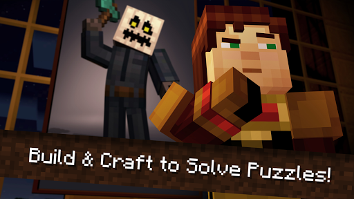 Minecraft: Story Mode game (apk) free download for Android/PC/Windows screenshot