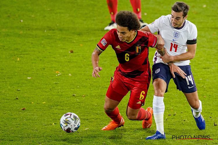 Uitgebreide EK-selectie goed nieuws voor Witsel: bondscoach kan gokken