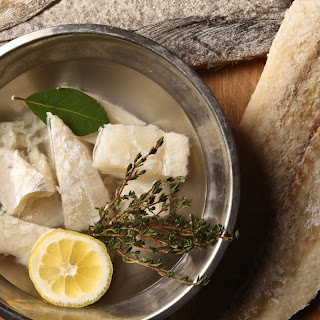 French Salt Cod and Potato Brandade