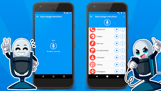 App Voice changer with effects APK for Windows Phone