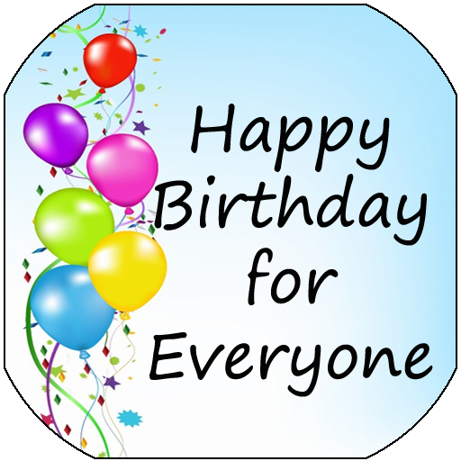 Happy Birthday For Everyone Apps Op Google Play