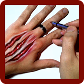 Hand Art Illusion