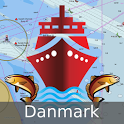 i-Boating:Denmark Marine Maps icon