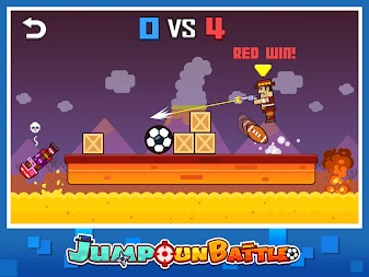 Jump Gun Battle APK screenshot thumbnail 6
