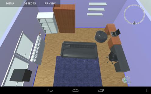 Room Creator Interior Design Screenshot Thumbnail