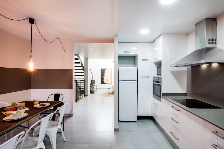 Fully equipped kitchen at Callao