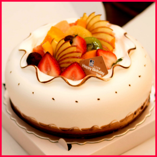 Awesome Happy Birthday Cake Designs Apps On Google Play Personalised Birthday Cards Beptaeletsinfo