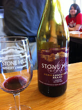 Photo: Stone Hill Winery, Hermann, MO