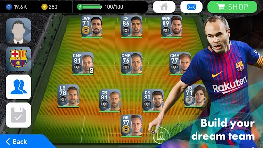 PES 2017 PRO EVOLUTION SOCCER 1.2.2 MOD (Unlimited Money) Apk + Data 10
