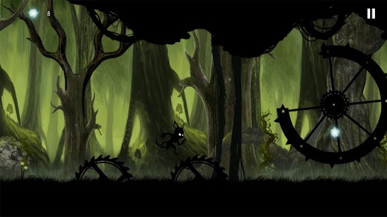 Benji Shadow Of Dark Lands Screenshot