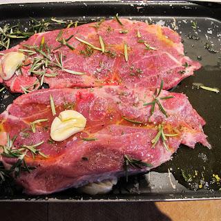 Rosemary Thyme Pork Chops Recipes.