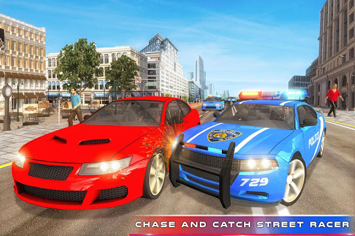 Police Chase Dodge: Police Chase Games 2018 1.0 screenshots 15